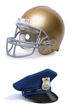 police-and-NFL