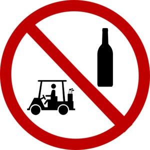 no-golf-cart-drinking