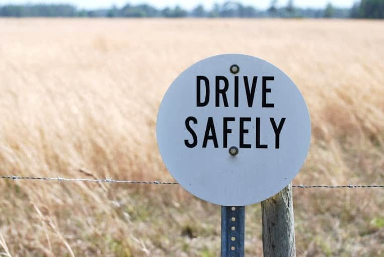 how to drive safely in different enviorments