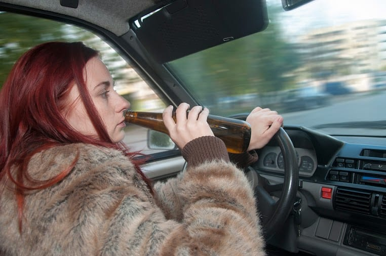 How Many Car Crashes Are Caused By Drunk Driving